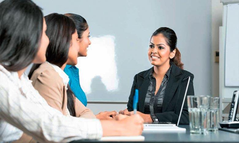 L'étude s'est intéressée à l'analyse de la répartition de l'emploi féminin et masculin par secteur d'activité, avec un accent particulier sur les facteurs qui déterminent l'accès des femmes à l'emploi au Maroc. Illustration : DR