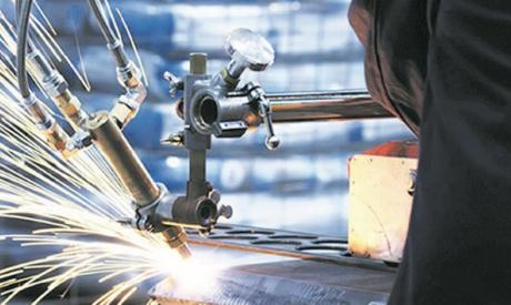 L'indice de production  baisse de 6,3% en 2020