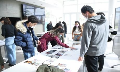 Les ateliers ont accueilli une centaine d'étudiants du Maroc, mais aussi d'Afrique subsaharienne et de France, tous animés de la volonté de devenir acteurs du développement durable. Ph. Saouri
