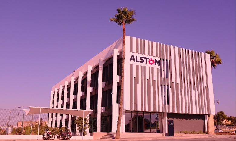 Alstom signe un protocole avec l'ONCF pour la maintenance des locomotives électriques de nouvelle génération