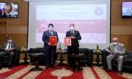 Benguérir: Signature d'une convention de partenariat dans le domaine de la réinsertion des détenus