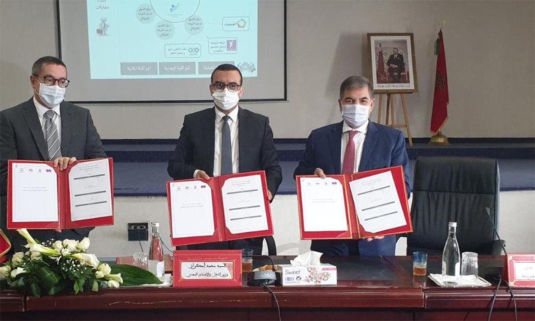 Région du Souss Massa : lancement du programme régional de promotion de l'emploi