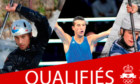 Le point sur les athlètes marocains qualifiés pour Tokyo