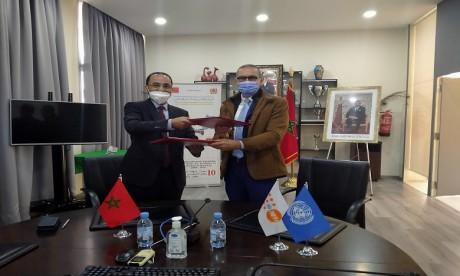 UNFPA et le CNMH signent un accord de partenariat