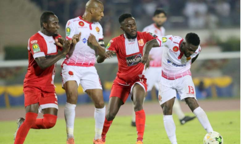 Ligue des champions : Ayoub El Kaabi et Simon Msuva portent le WAC