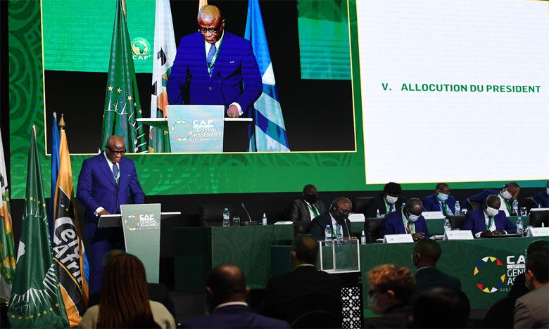 Patrice Motsepe a plusieurs dossiers brûlants sur la table, notamment celui des finances de la CAF.