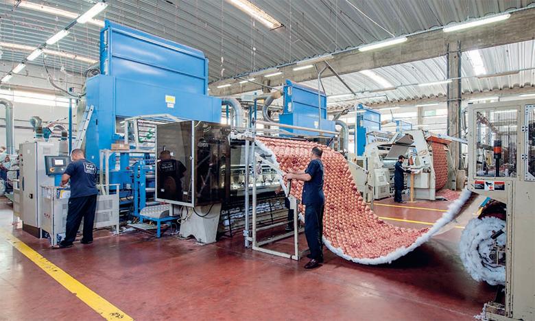 La norme ISO 45001 porte sur l'ensemble des activités de Dolidol.