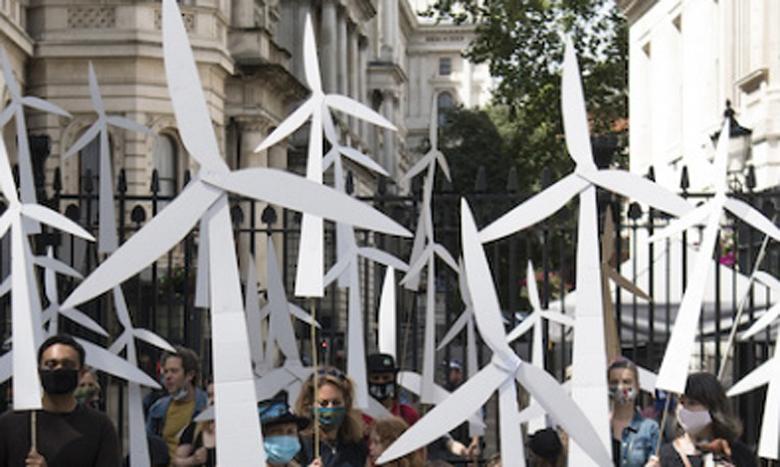 Le 10 mars, l'Université d'Oxford et le PNUE rapportaient que seulement 18% des plans de relance des principales économies peuvent être considérés comme verts. Ph. Reuters