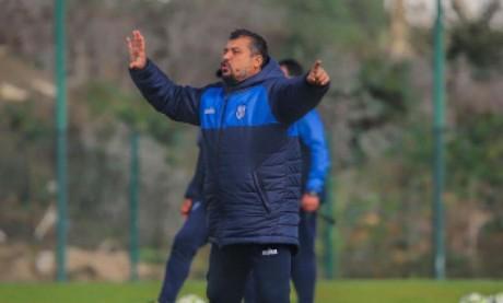 Driss Lamrabet confirmé à son poste d'entraîneur