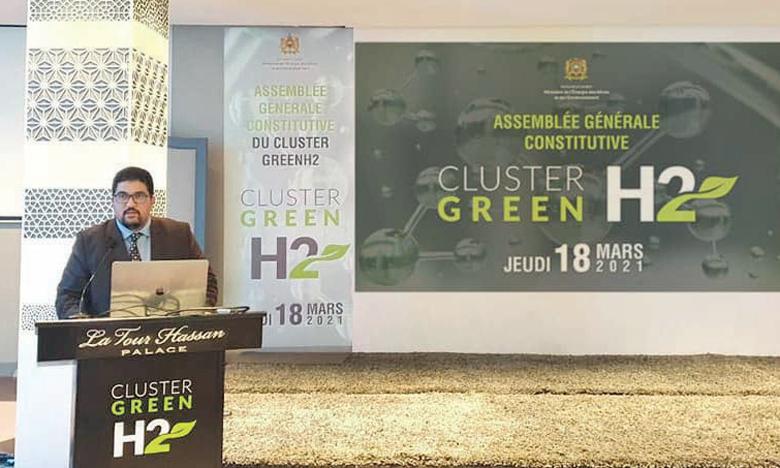 GreenH2 s'appuiera sur les compétences et les infrastructures des plateformes technologiques incubées par l'Université Mohammed VI Polytechnique et l'Iresen. Ph. DR