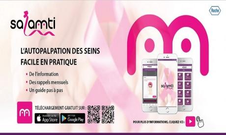 « SALAMTI» : La nouvelle application santé de Roche destinée aux femmes