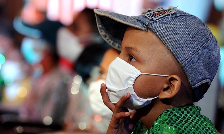 Etude: La pandémie a eu un impact sur les soins des cancers de l'enfant