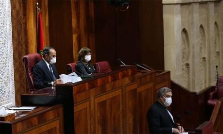 L'amendement du projet de loi organique relatif à la Chambre des représentants met à mal la cohésion de la majorité gouvernementale