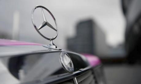 Mercedes-Benz rappellera 2,6 millions de véhicules en Chine