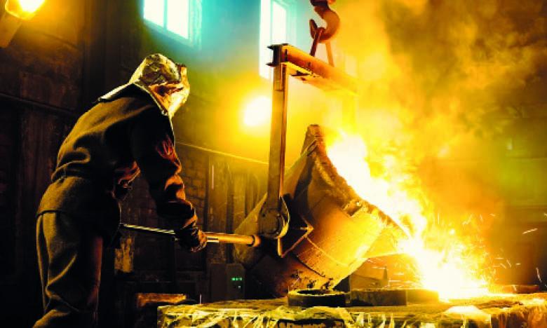 Le secteur sidérurgique,  parent pauvre de la relance verte