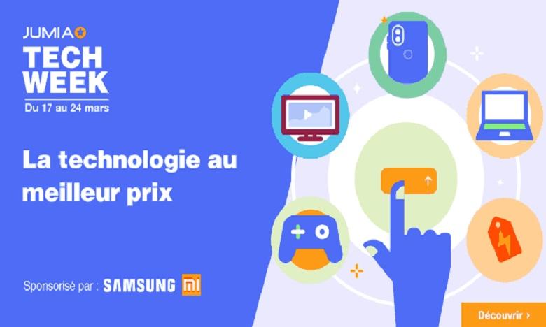 """""""Jumia Tech Week"""" : C'est parti !"""