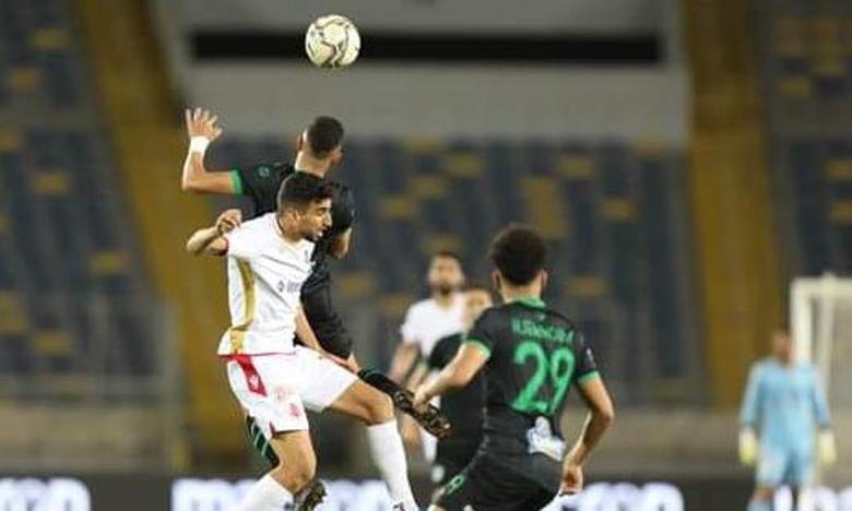 Le WAC a perdu deux points sur son terrain face au MC Oujda.