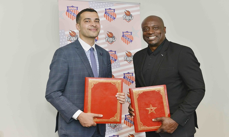 L'organisation Américaine «Amateur Athletic Union» conclut un accord avec TIBU Maroc