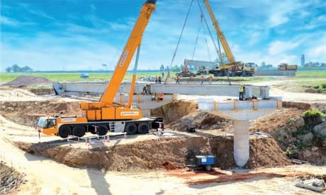 Partenariat pour l'aménagement, la commercialisation et la gestion de la zone industrielle de Bouznika