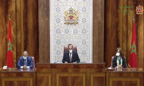 Habib El Malki : Le leadership de Sa Majesté le Roi Mohammed VI est un élément déterminant dans la lutte contre la Covid-19