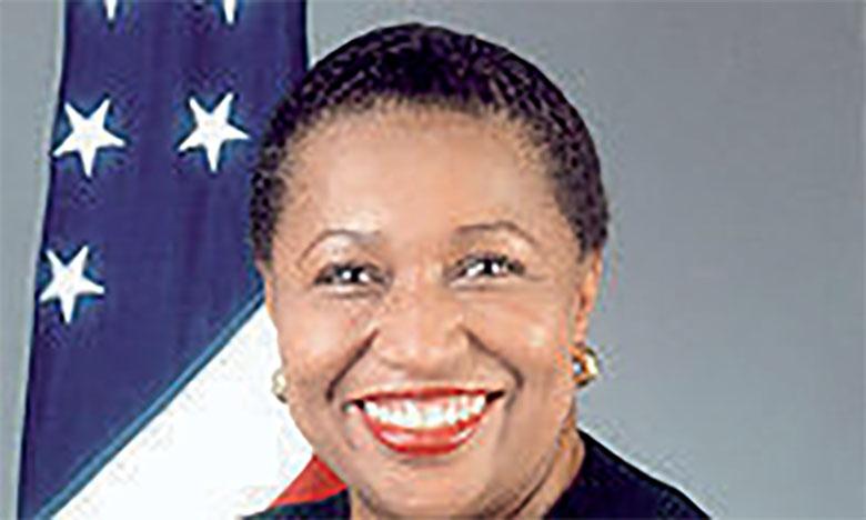 Carol Moseley Braun.