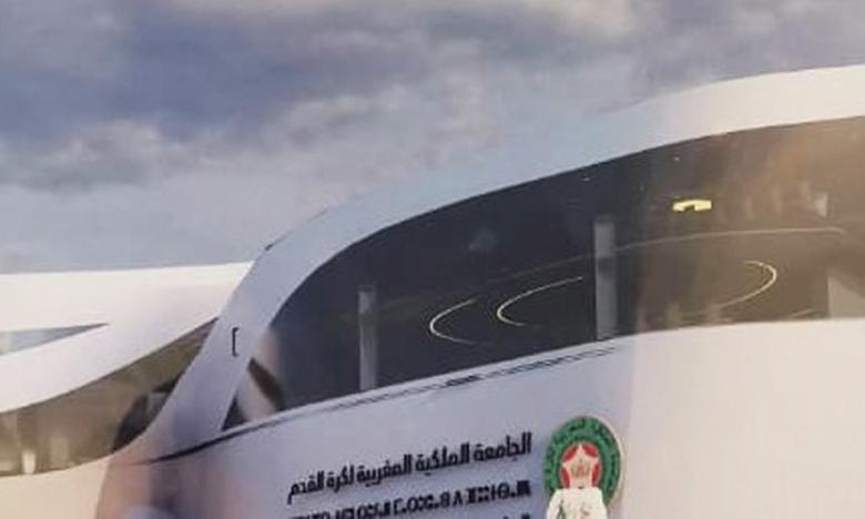 Le nouveau siège de la FRMF sera un édifice révolutionnaire, un modèle dans le domaine des sièges administratifs.