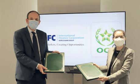 L'OCP s'allie à l'IFC pour décrocher la certification EDGE