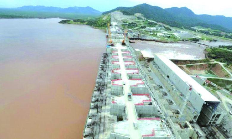 Le ministre éthiopien de l'Eau a affirmé que son pays continuerait à remplir le réservoir du barrage, 74 milliards de m³, pendant la prochaine saison des pluies, qui doit commencer en juin ou en juillet. Ph. Reuters