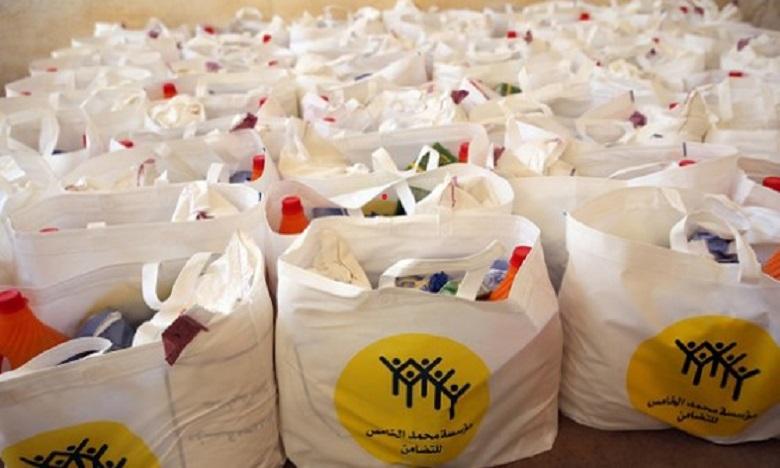 Ifrane : 5.169 familles bénéficiaires de l'opération « Ramadan 1442 »