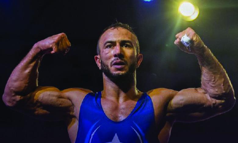 Zied Ayt Okram, seul lutteur marocain qualifié pour les JO de Tokyo