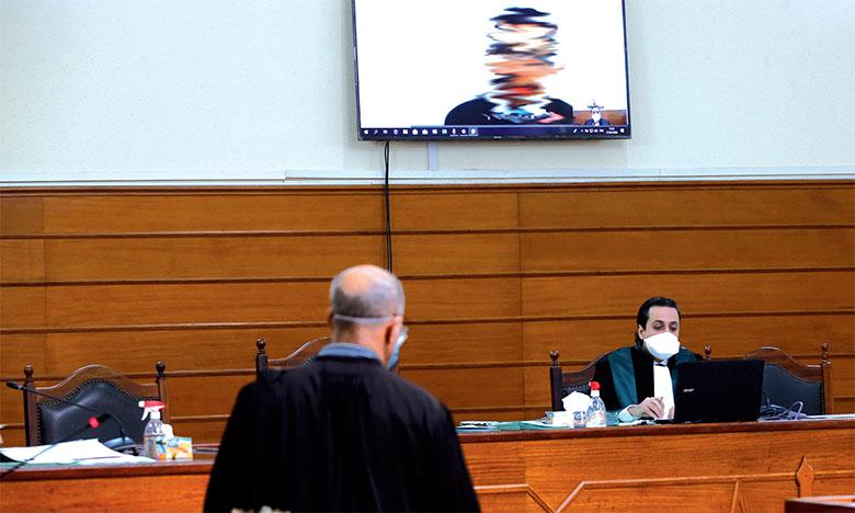 Bientôt dotés d'un cadre juridique, les procès à distance partis pour durer