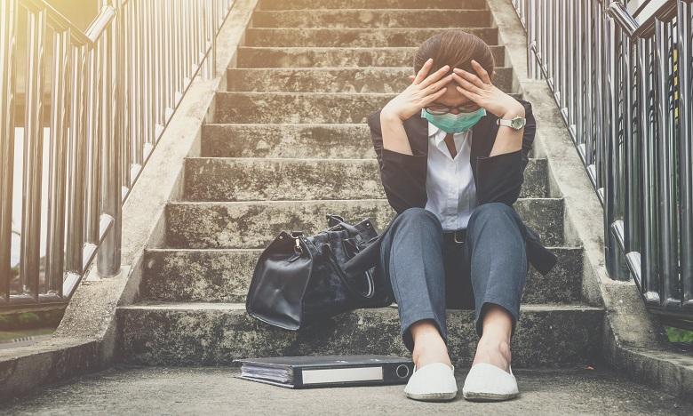 Covid: un patient sur trois souffre de problèmes psychologiques ou neurologiques ultérieurs