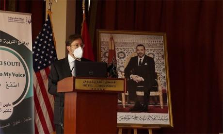 David Greene à Fès pour réaffirmer «l'engagement américain pour le développement régional» au Maroc
