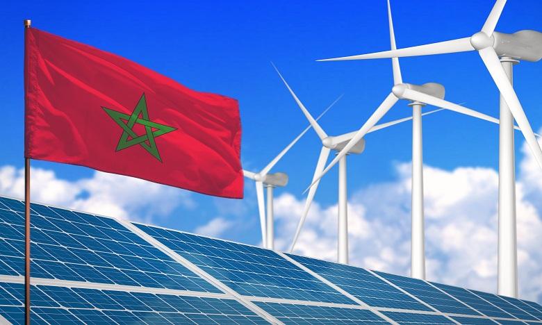 Le Maroc offre un cadre adapté à l'économie verte, étant très doté en termes de vents et d'intensité lumineuse pour produire de l'énergie durable. Ph : DR