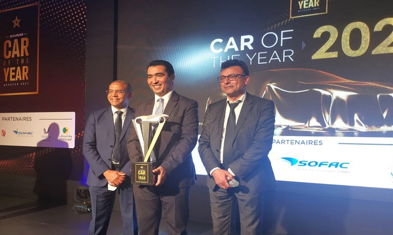 Le Ford Kuga sacré Car of the Year 2021 au Maroc