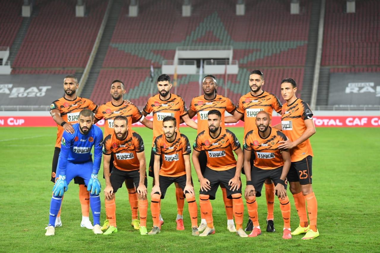 Coupe de la CAF: la RS Berkane reste en vie après son match nul face à la JS Kabylie