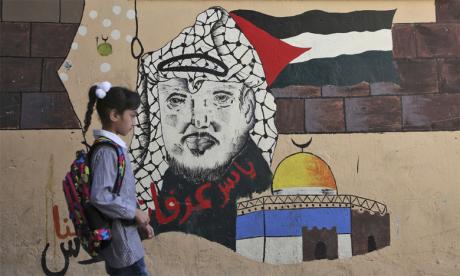 Les enfants palestiniens sont dans l'incapacité physique de fréquenter les 711 écoles de l'institution et risquent donc la déscolarisation. Ph. AFP