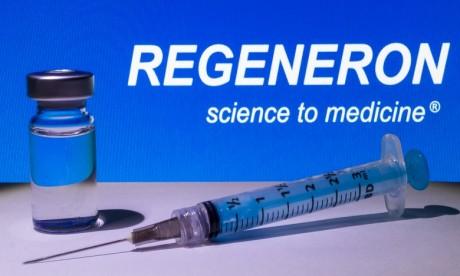 Covid: essais prometteurs du traitement de Regeneron pour réduire les risques d'infection au sein d'une famille