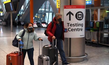 Virus: Londres dévoile ses nouvelles règles pour les voyages internationaux