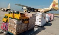 L'acheminement des aides alimentaires se poursuivra pendant les deux prochains jours. Ph. DR