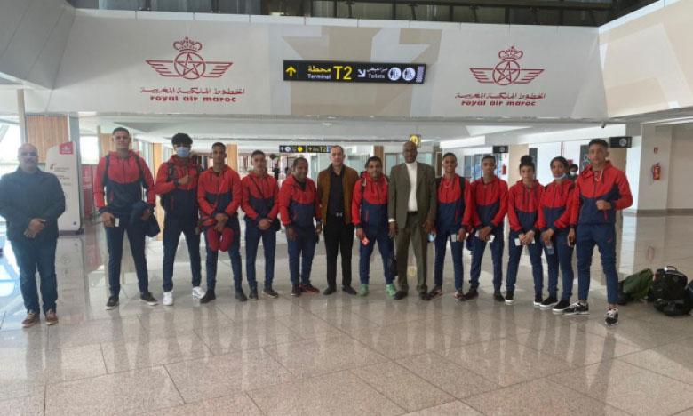 Le Maroc représenté par neuf pugilistes
