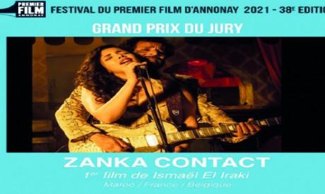 «Zanka Contact» d'Ismaïl  El Iraki décroche le Grand Prix du jury
