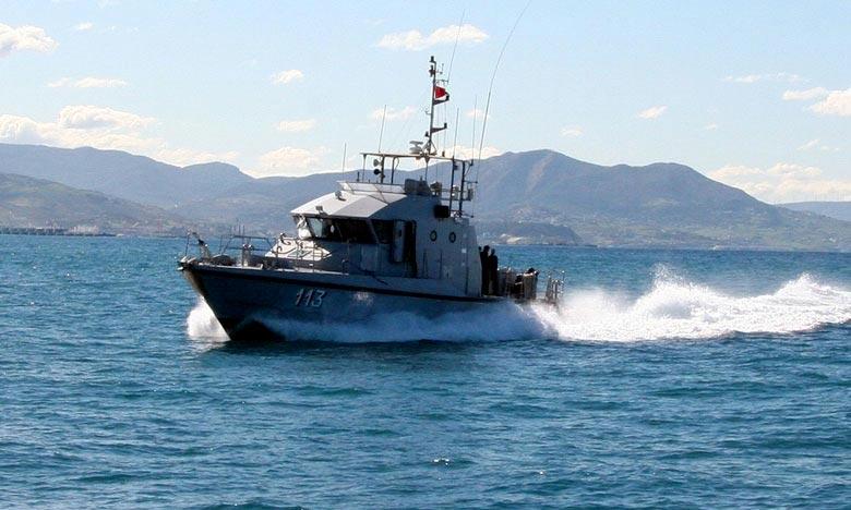 La Marine Royale repêche près de 5 tonnes de chira au large de Safi
