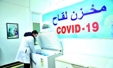 Le Maroc bénéficie d'une première allocation de vaccin anti-Covid-19 dans le cadre du mécanisme COVAX