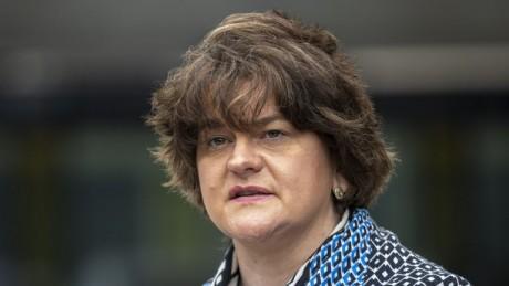 La Première ministre d'Irlande du Nord annonce sa démission