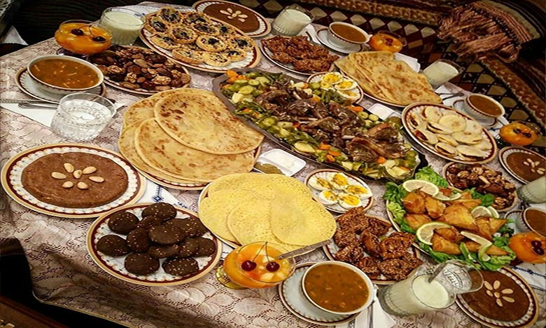 Concoctés avec soins par deux grands chefs de la gastronomie marocaine, les incontournables de la cuisine marocaine, seront en vedette. Ph : DR
