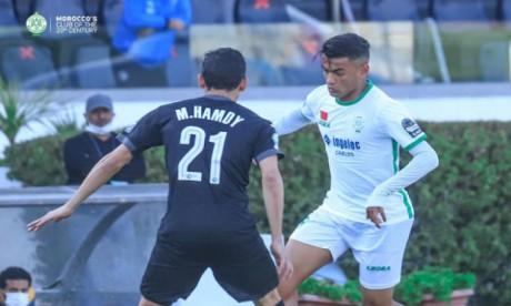 Le Raja et Jamal Sellami, une dernière victoire pour l'histoire face au Pyramids FC