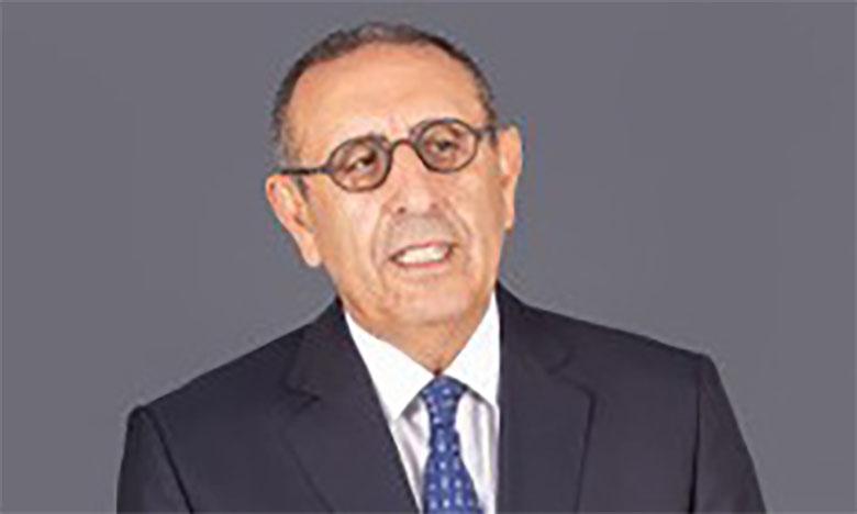 Youssef Amrani, ambassadeur de Sa Majesté en Afrique du Sud.