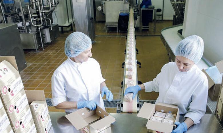 Dans le groupe des produits laitiers, ce sont le beurre et le lait en poudre qui ont tiré vers le haut l'indice FAO. Ph. FAO