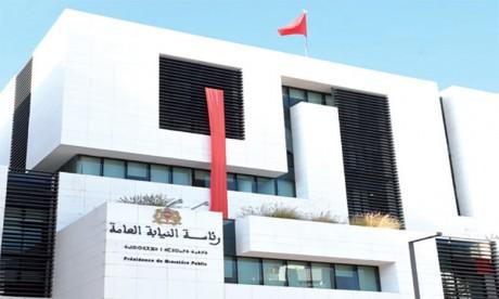 Le procureur général du Roi près la Cour de cassation, président du ministère public, El Hassan Daki.